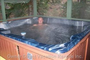 10 Person Hot Tub