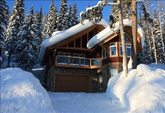 Chalet - True Ski-in/Ski-Out - Kicking Horse 4 BR Home