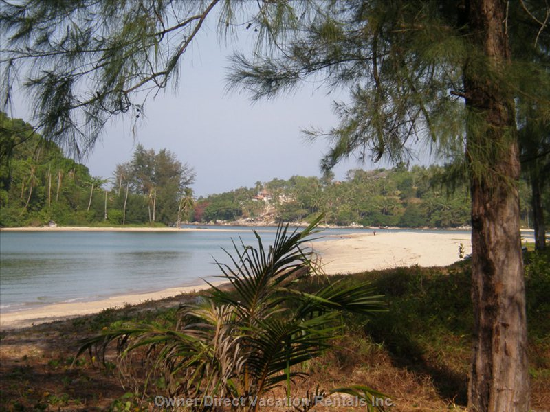 Layan Beach -  2 Minutes from the Apartment