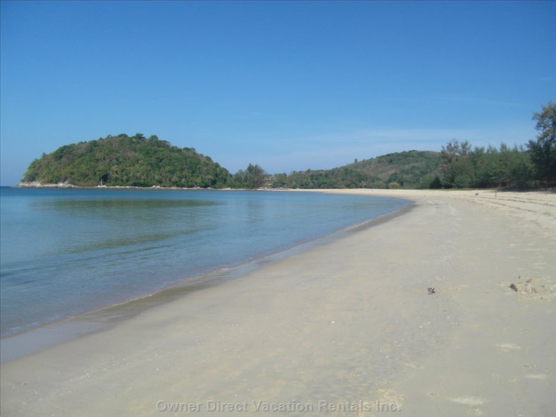 Layan Beach, 2 Minutes Away - a Wonderful Place for a Morning Stroll