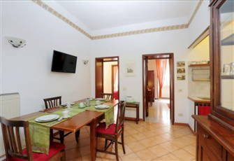 Apartment Aureliano Center of Rome