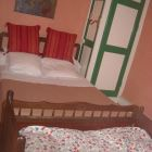 Bedroom - with Double Bed and Crib