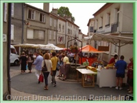 Market Day in the Town
