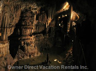 Caves and Grottos to Explore