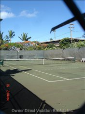 Tennis Court - Just a 2 Minute Walk from Unit
