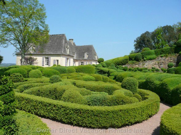 Visit the Gardens of Marquesac, 5 Minutes from the House