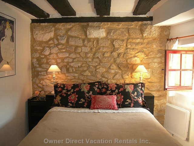 Double Downstairs Bedroom with Comfortable Beds and Luxury Linen