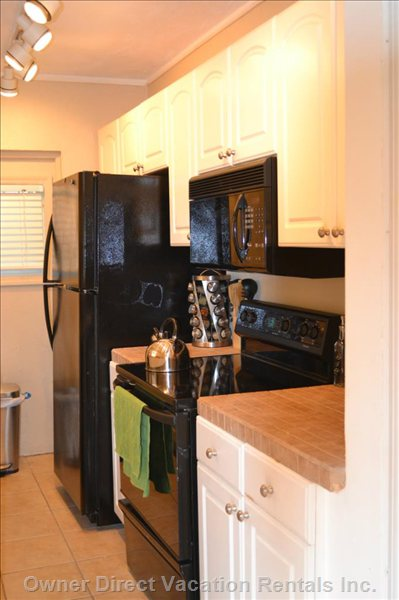 All Amenities Loaded Kitchen