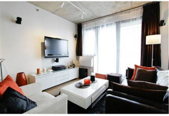 Luxury Condo Fully Furnished near Old-Port  and  Downtown Montreal