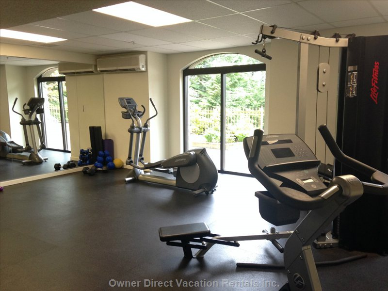 Fitness Room (Shared)