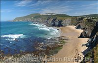 Picon Beach, 10 Min Walk from the House...Absolutely Spectacular and Secluded!