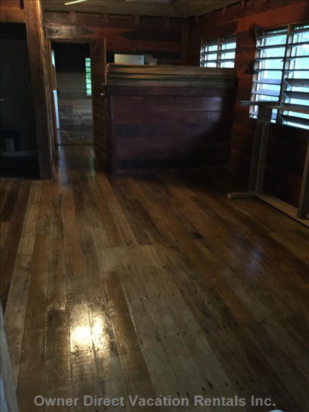 Varnished Floors