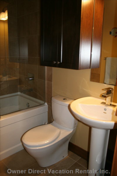 Bunk Bed Ensuite Bathroom