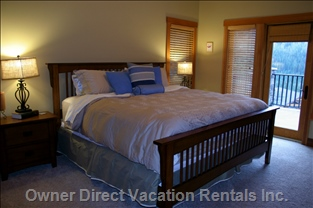 Main Floor Master Bedroom a