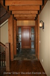 Front Door Entrance Way