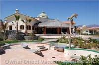 Huge Palapa and Extensive Outdoor Living Space