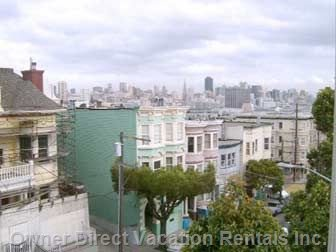 Views of the Apartment Toward Downtown San Francisco