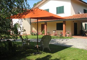 Located in green countryside,  Just 800m. from