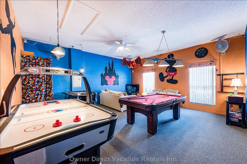 Amazing Games Room