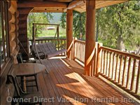 Enjoy the Deck; this is one of Two