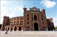 """Ventas"" Bullfight Ring. Two Minutes Away Walking from the Apartment."