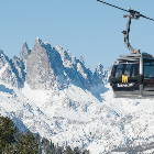 Take the Scenic Gondola to the Top of Mammoth Mountain