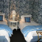 You Can Choose 2 Twin Beds Or a King Size Bed in the Large Suite Bedroom