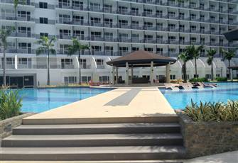 Cozy 1 Bdr Condo - Shell Mall of Asia Pasay Manila