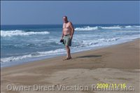 Miles of Golden Sand Beaches at Santiago Bay & Manzanillo Bay.