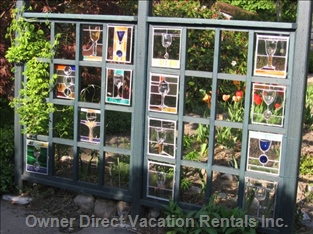 Glass Trellis