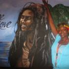 My Hero in my Life - Bob Marley. Yes, the Whole House is 4 U -