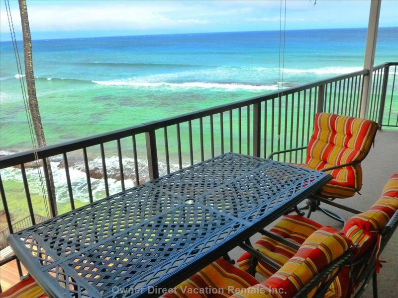 Perfect Location -- 100% Oceanfront