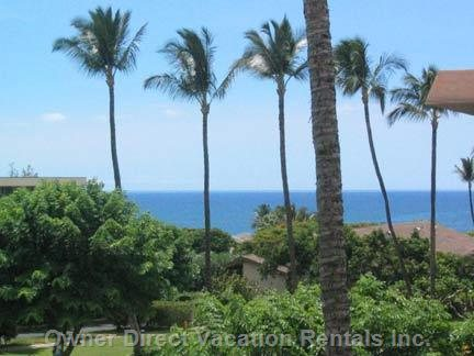 Enjoy the Trade Winds as you Relax on the Lanai.