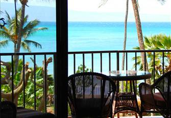 Beautiful Oceanfront Condo on the West Coast of Maui