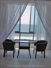 Alcove with View