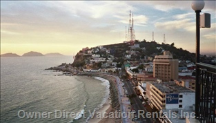 Everything is Walking Distance, Olas Altas, the Market, the Plaza, all of Old Mazatlan.