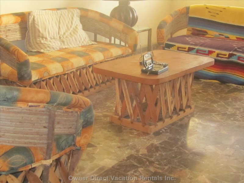 "Mexican ""Rustico"", Traditional Furniture."