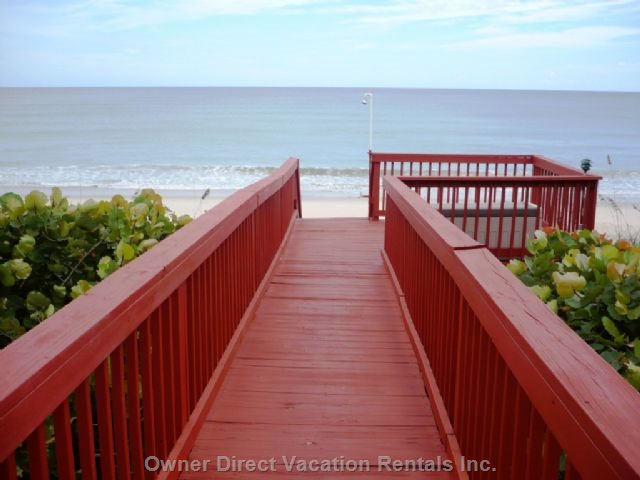 Deck to the Beach