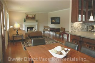4 Bedroom Furnished Corporate Housing near Stanford