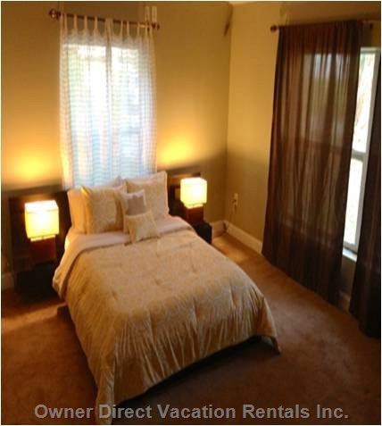 Master Bedroom on East Wing