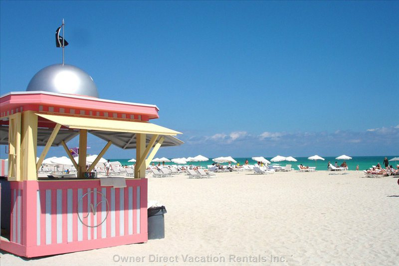 Oceanfront Accommodation - South Beach