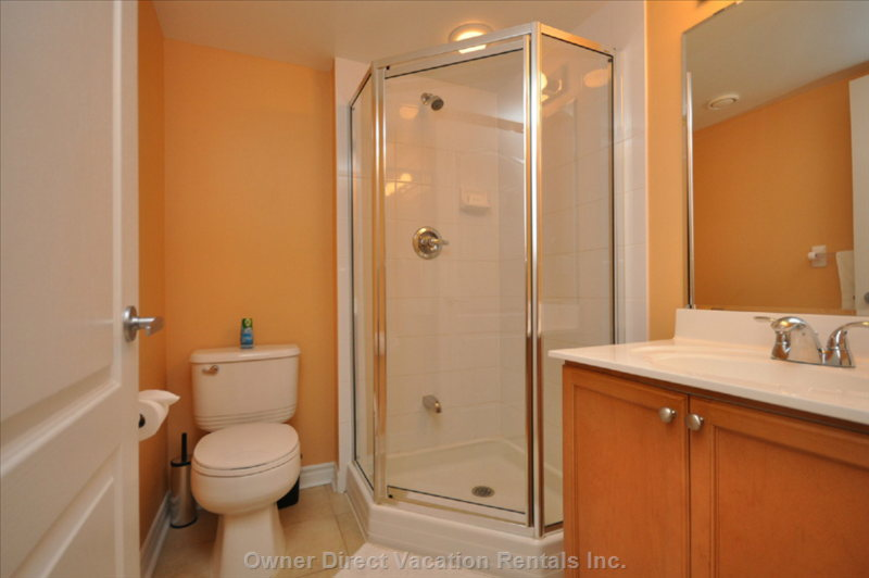 Second Bathroom Provides Added Convenience for your Family