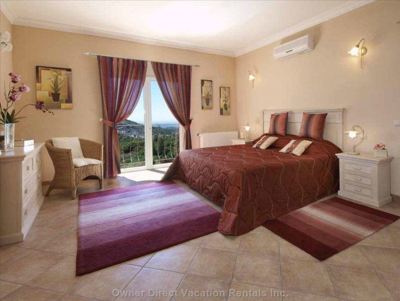 Super King Suite with Juliet Balcony and Private Sun Terrace