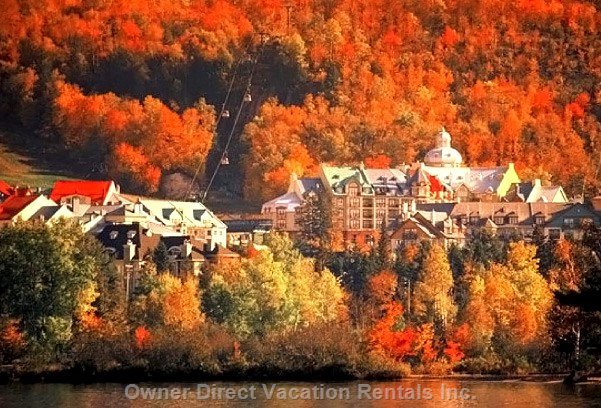 Autumn in Tremblant