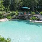 Community Heated Pool Only 150' from Chalet. Available Mid-June through Labour Day.