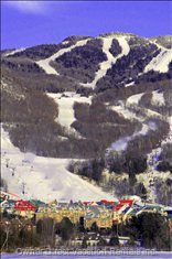Mont Tremblant - Ranked the No. 1 Ski Mountain in Eastern North America for the past 15 Years