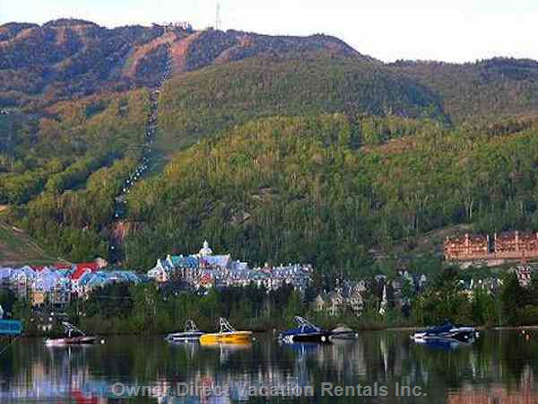 Summer Time in Tremblant
