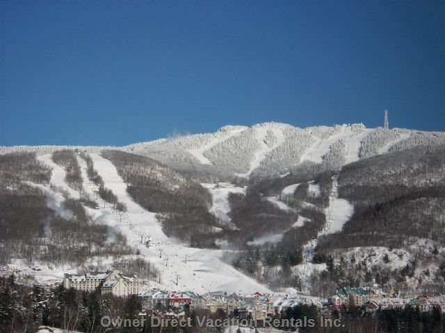 View of Mont-tremblant