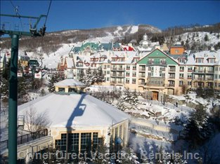 Mont-tremblant Village