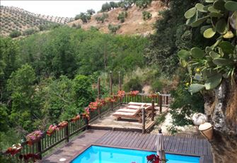 Cottage, Pool, River, Center of Andalucia, Hiking, Quiet, Alhambra. Wifi